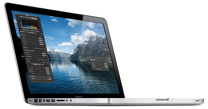 Macbook Pro 15-tum. Foto: Apple Inc.