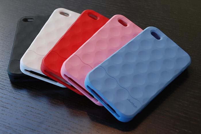 Hard Candy Bubbleslider. Foto: Hard Candy Cases