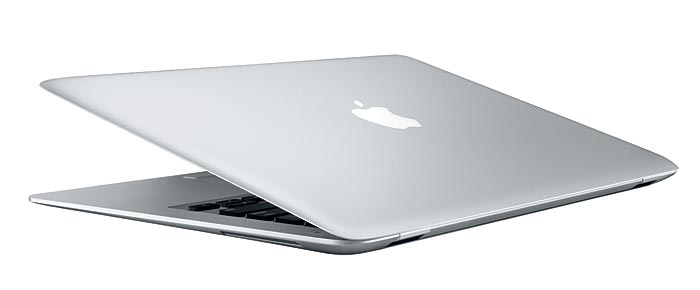 Macbook Air med 13,3-tums skärm. Foto: Apple Inc.