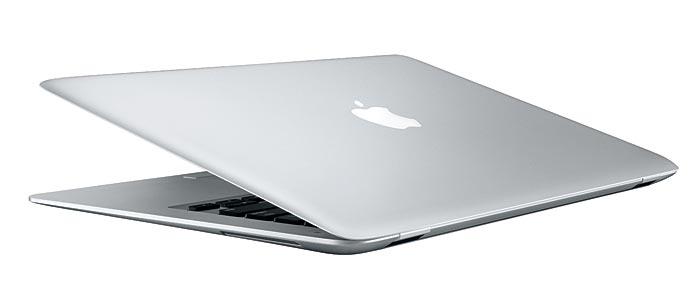 Macbook Air med 13,3-tums skärm. Foto: Apple Inc.