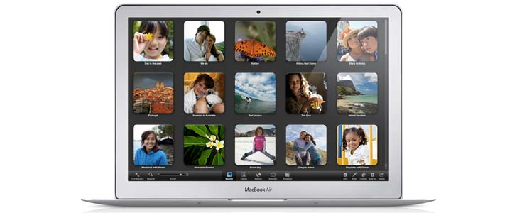 "Full-screen Apps i ""Lion"". Foto: Apple Inc"