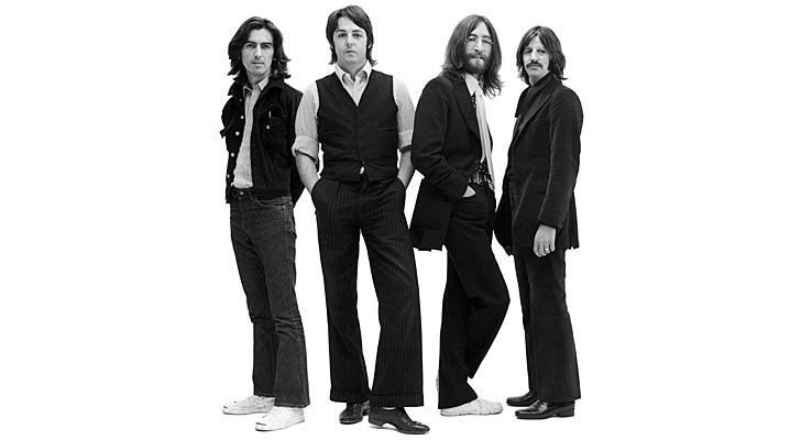 The Beatles musik kan från och med idag köpas i Itunes Store. Foto: Bruce McBroom/Apple Corps Ltd/Apple Inc
