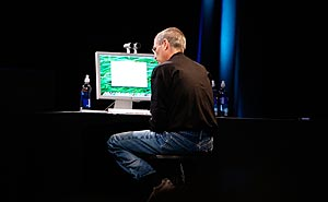 Steve Jobs årtiondets vd. Foto: Ben Stanfield/flickr